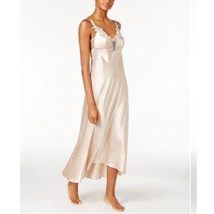 Flora Nikrooz Stella satin nightgown size S